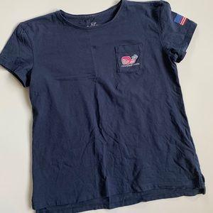 Vineyard Vines lacrosse shirt XL (16)